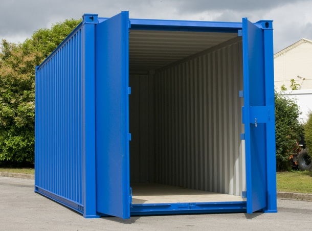 We have a container!